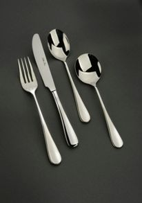 Arthur Price Signature Camelot set of 4 serving spoons