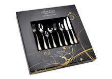 Arthur Price Windsor stainless steel 44 piece box set for 6