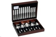 Dubarry 58 piece 8 person stainless steel canteen