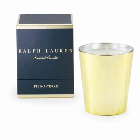 Ralph Lauren Home Pied a terre single wick candle