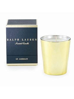St germain single wick candle
