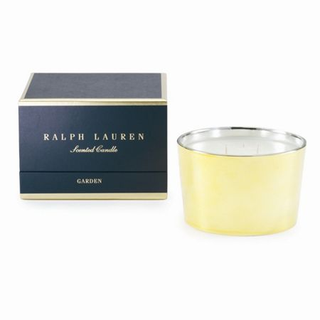 Ralph Lauren Home Garden triple wick candle