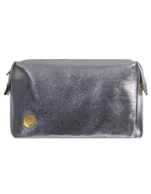 Mi Pac Metallic wash bag