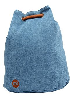Denim swing bag