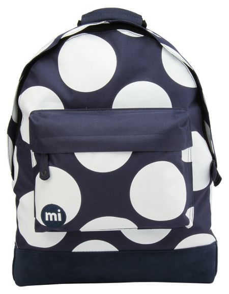 Mi Pac Polka dot xl backpack