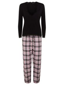 Ann Summers Check pj set