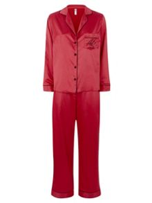 Ann Summers Satin pj set