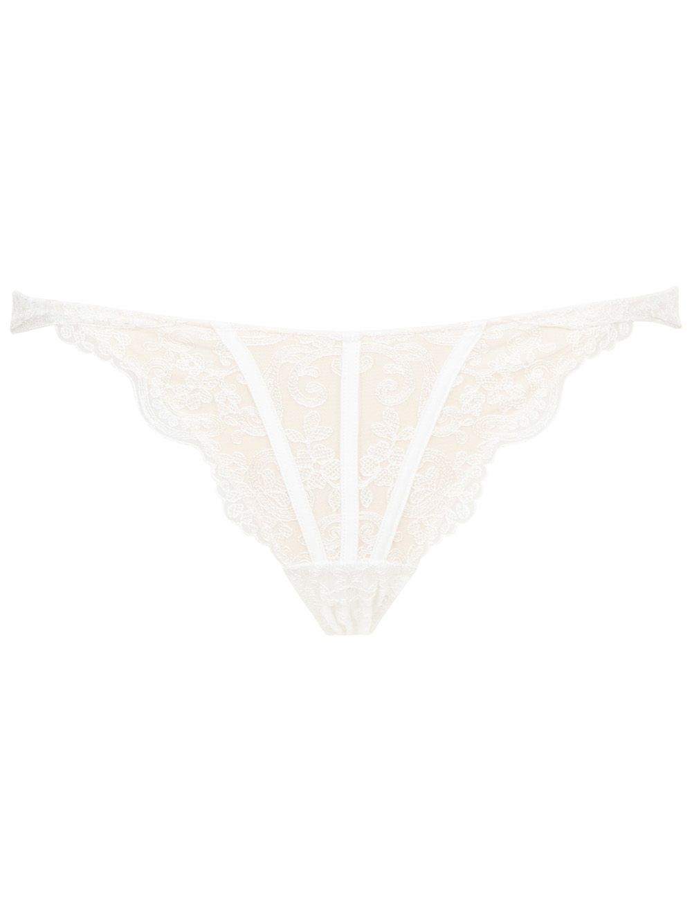 Ann Summers Penny brief Ivory