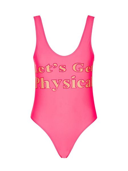 Ann Summers Lets get physical swimsuit
