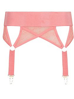 Karly suspender belt