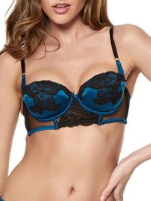 Ann Summers Applique ll balcony bra