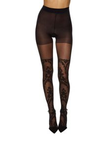 Ann Summers Paisley floral tights