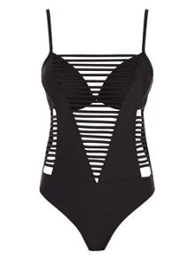Ann Summers Praia strappy swimsuit