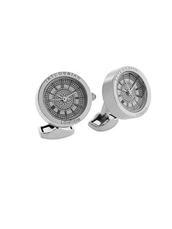 Stainless Steel Stainless Steel Plated Cufflinks