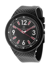 Tateossian Stainless Steel Mens Watch