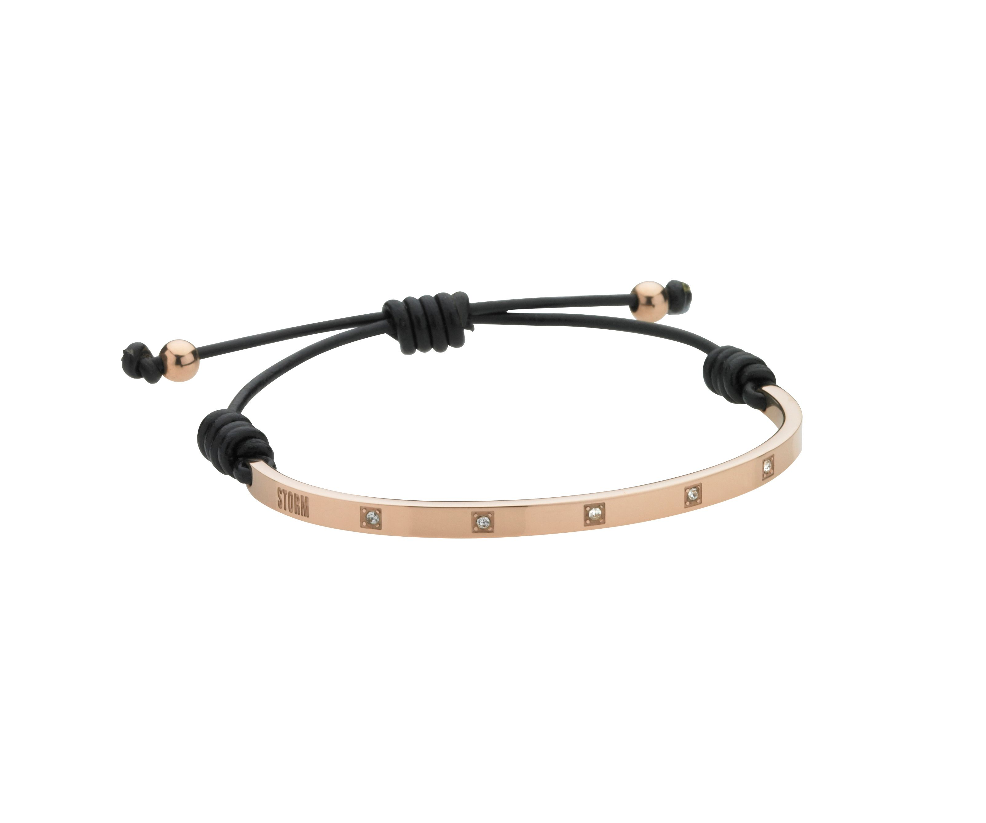 Zella bracelet rose gold