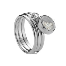 Storm Silver mimi ring