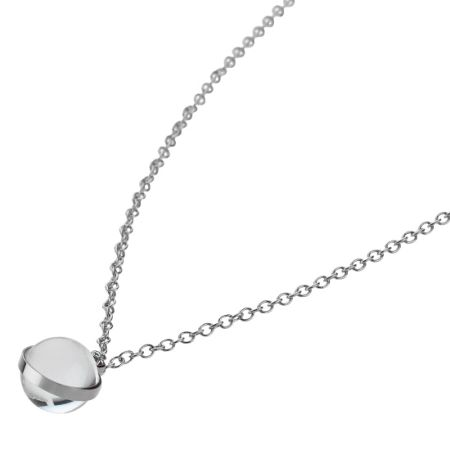 Storm Isla necklace silver