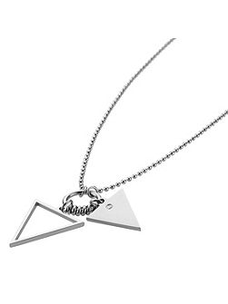 Rohaise necklace silver
