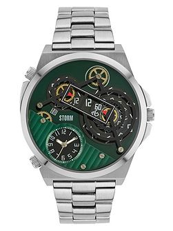 Trimatic green watch