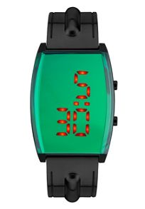 Storm Digitron slate green watch