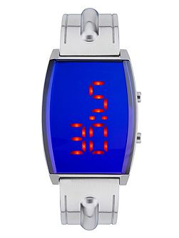 Digitron lazer blue watch