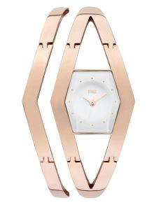 Storm Zarelle rose gold watch
