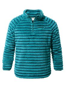 Craghoppers Kids Appleby Half Zip Fleece
