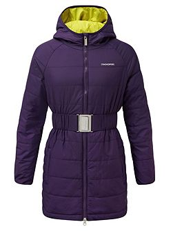 Girls Romy Lightweight Insualting Jacket
