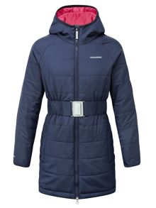 Craghoppers Girls Romy Lightweight Insualting Jacket