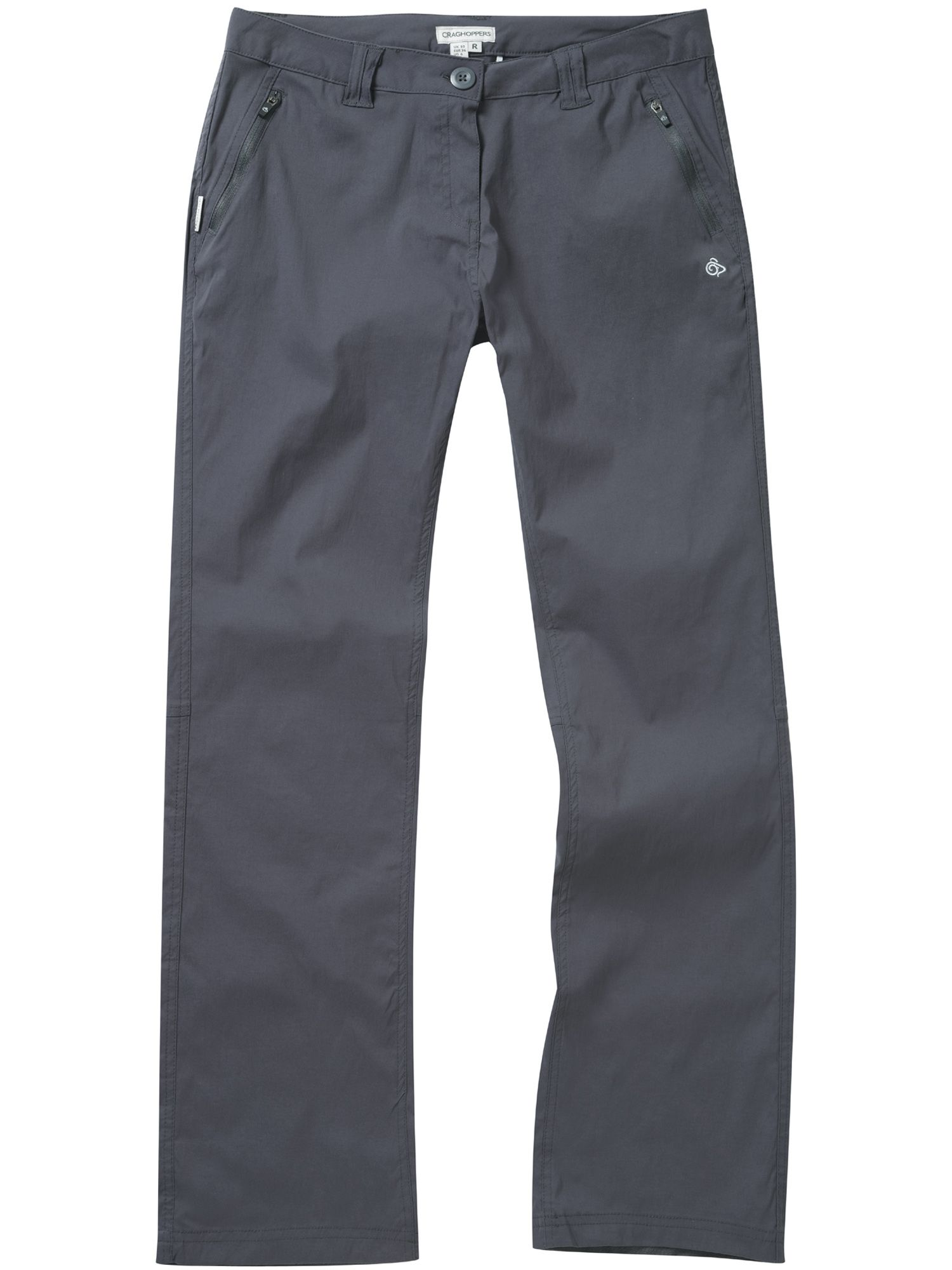 Craghoppers Kiwi Pro Winter-Lined Trousers, Grey