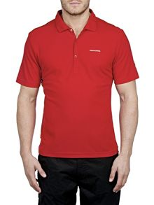 Nemla Plain Crew Neck Regular Fit Polo Shirt