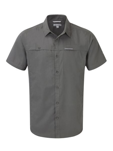 Craghoppers Kiwi Trek Short Sleeved Shirt
