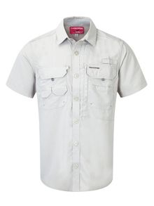 Craghoppers NL SS Angler Double Pocket Shirt