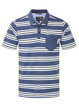 Bosadi Short-Sleeved Polo Shirt