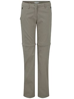Kiwi Pro Short Length Convertible Trousers