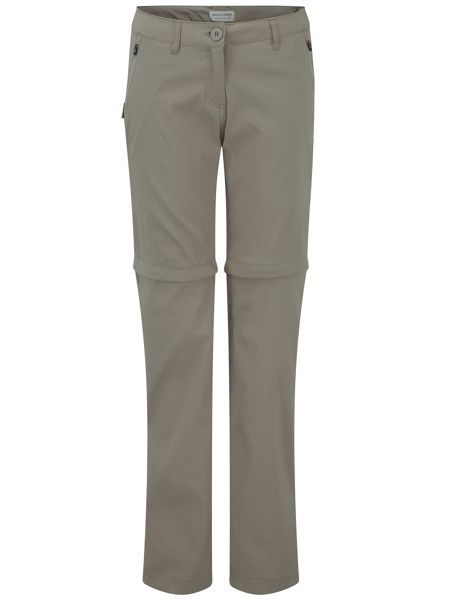 Craghoppers Kiwi Pro Short Length Convertible Trousers