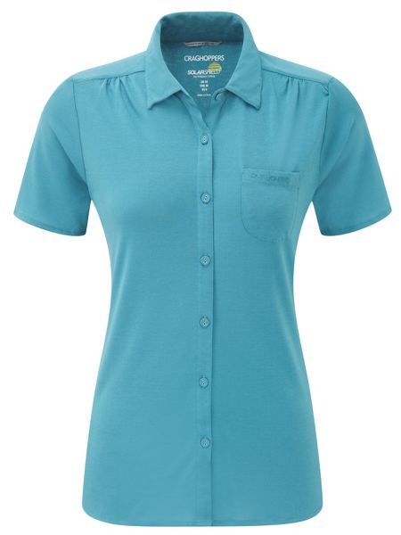 Craghoppers Kaile Short Sleeved Shirt