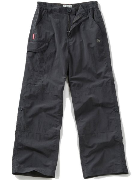 Craghoppers Kids NosiLife Cargo Trousers