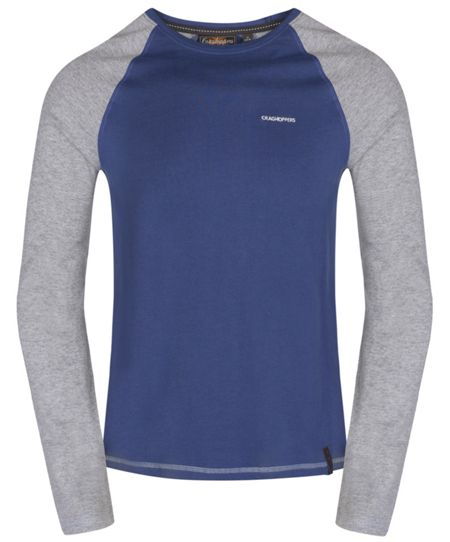 Craghoppers Ruston Long-Sleeved T-Shirt