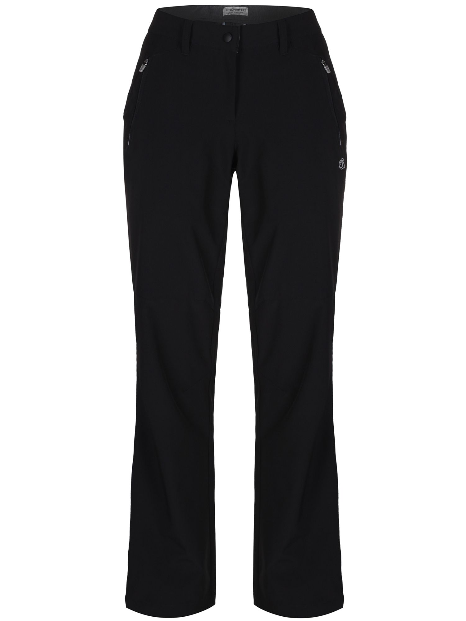 Craghoppers Pro Lite SoftShell Trousers, Black