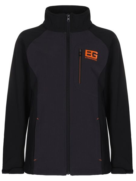 Craghoppers Kids Bear Grylls Core Softshell