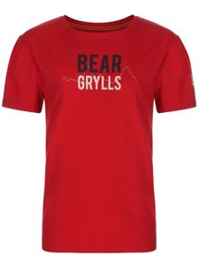 Craghoppers Kids Bear Grylls 1974 T-Shirt