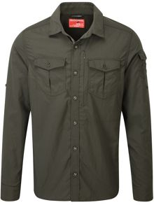 Craghoppers NosiLife Advanced Long Sleeved Shirt