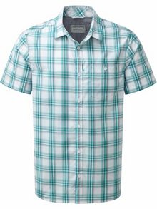 Craghoppers Edgard Short Sleeved Shirt