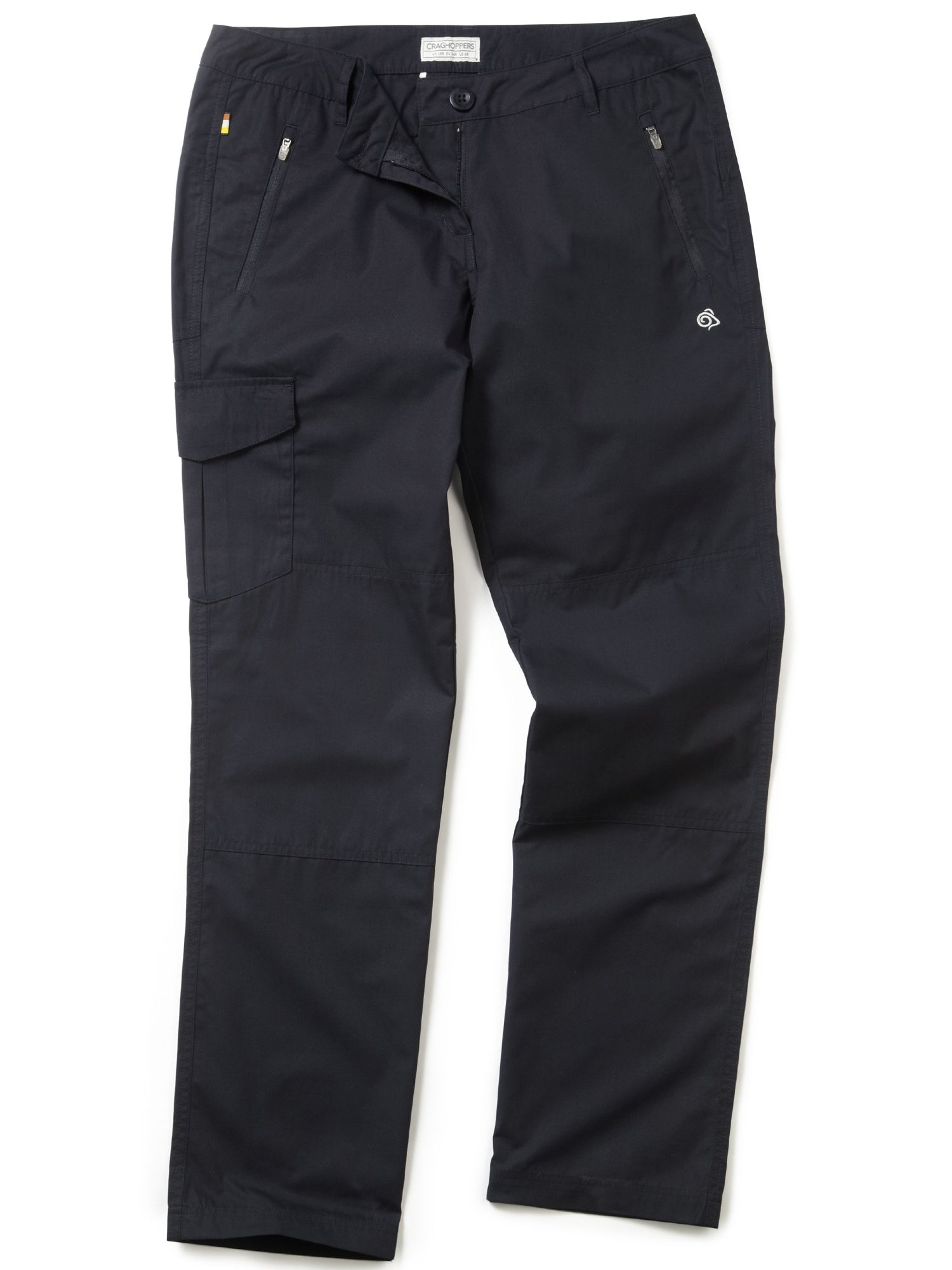 Craghoppers Traverse Trousers, Black