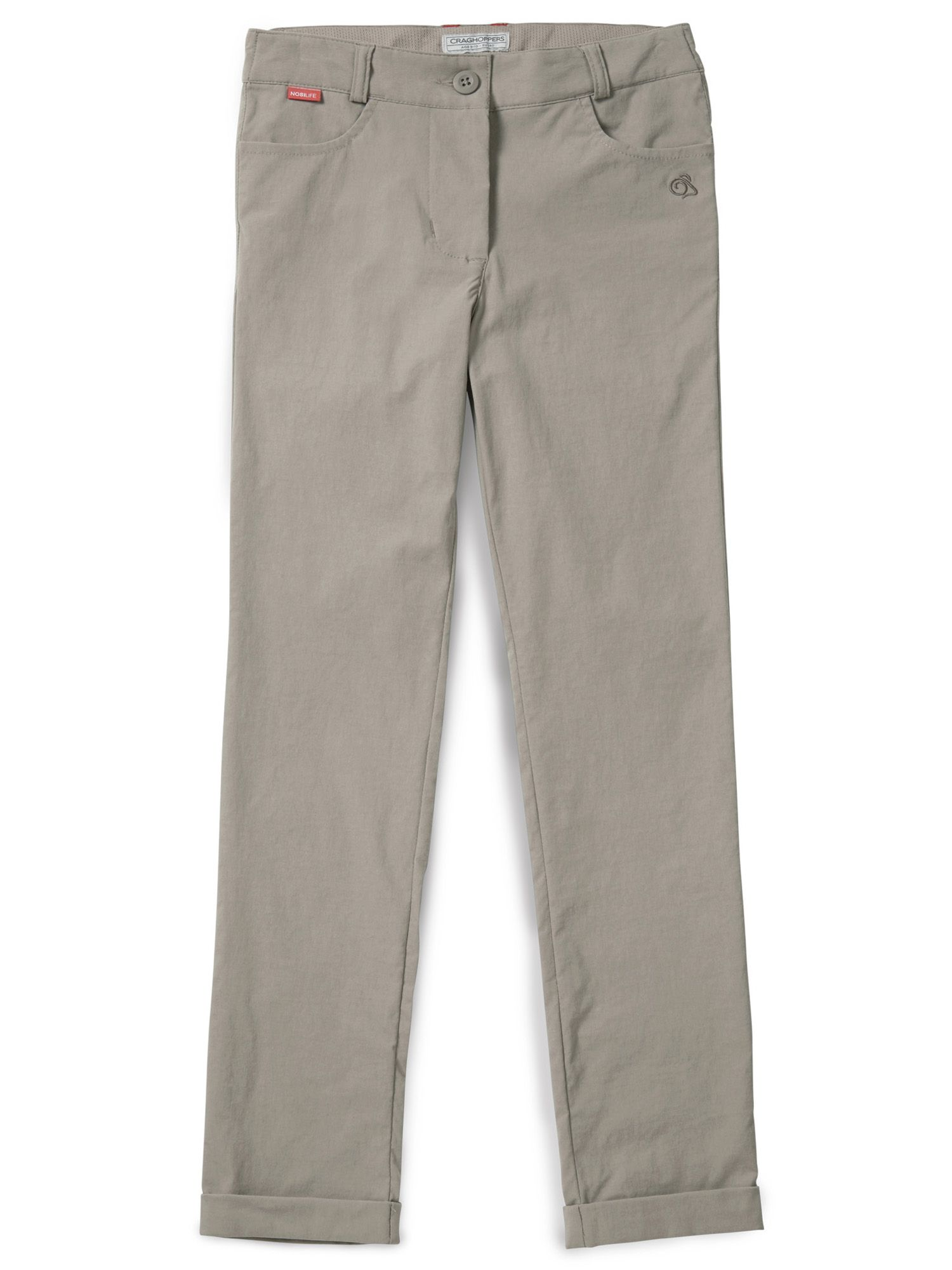 Craghoppers Kids NosiLife Callie Trouser, Beige