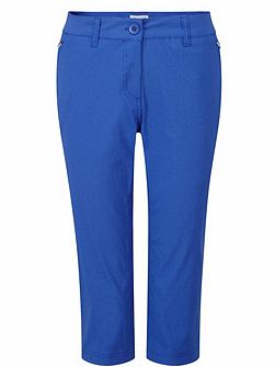 Kiwi Pro Stretch Crop Trousers