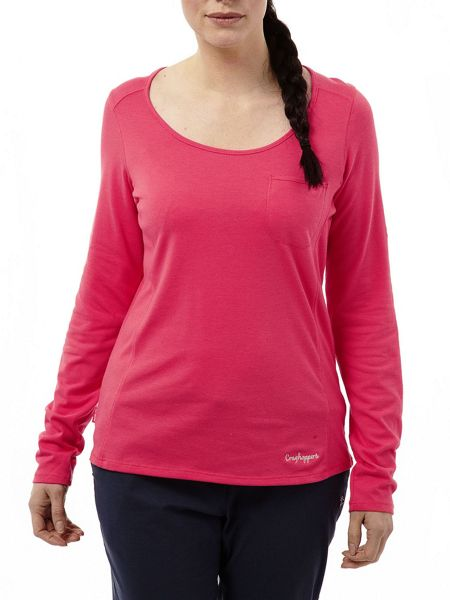 Craghoppers NosiLife Long Sleeved Tee