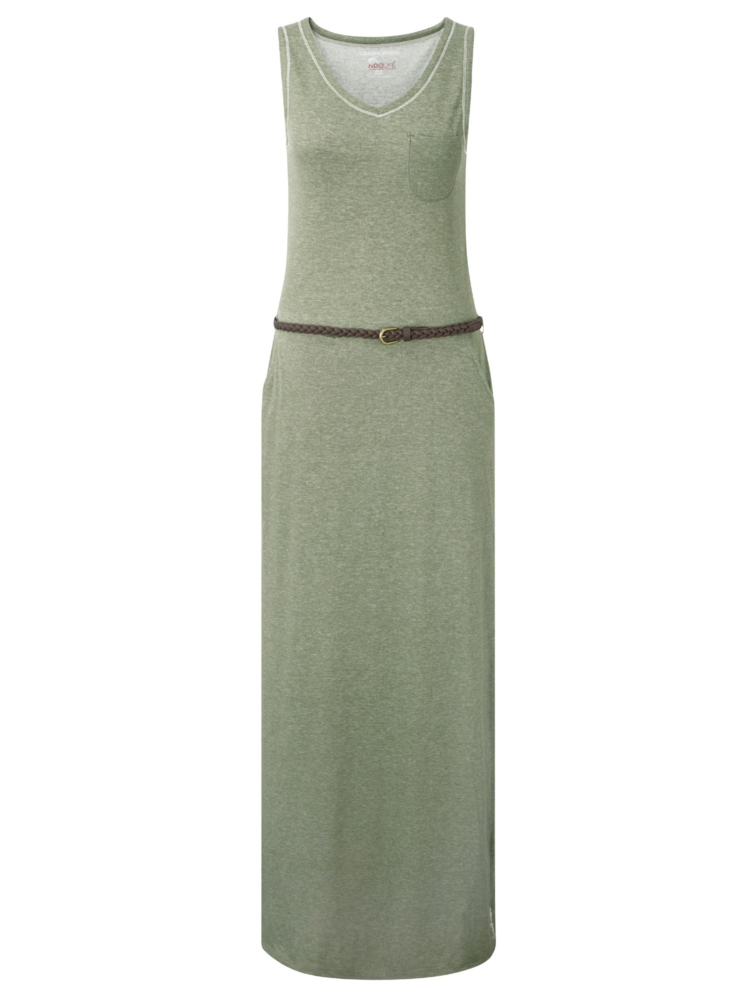 Craghoppers Craghoppers NosiLife Aimee Maxidress, Green